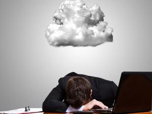 Werknemers bang om stress aan te kaarten
