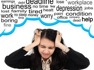 Beter of anders omgaan met werkstress